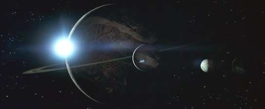 Zeta 2 Reticuli is not necessarily the star system in which the Nostromo found the derelict spacecraft?