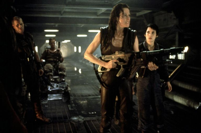 Alien Resurrection script recital/competition! UPDATE! 06 NOV 2017