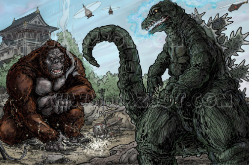 If Godzilla vs Kong 2021was made in 1962and share your opinion
