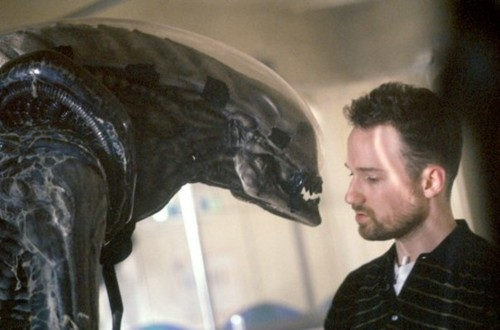 David Fincher doing another Alien movie
