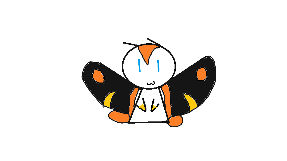 My Mothra art i did