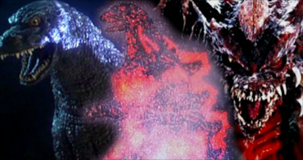 Godzilla vs. Destoroyah 24th Anniversary