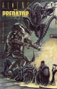 why not do ALIEN VERSES PREDATOR from original dark horse comic.