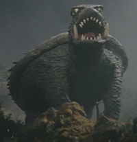 Gamera in the MonsterVerse