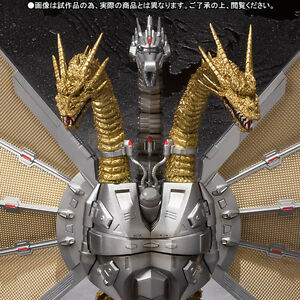 How to Include Mecha-King Ghidorah in the MonsterVerse.