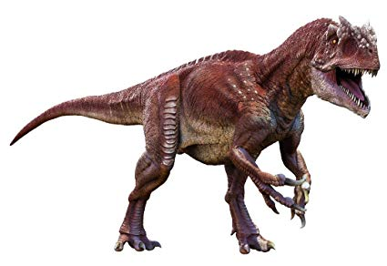 The T-Rex from Jurassic Park 3 (Theory)