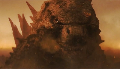 Why Godzillas Spines changed