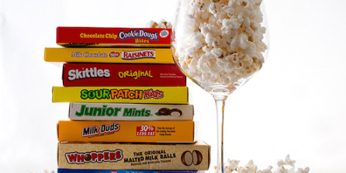 Let's talk movie snacks. You may ask why. I answer: because we have never done it before.