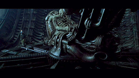 David's Connection to the Story in Alien