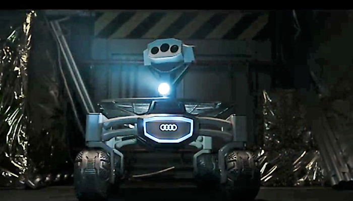 The Rover Is An AUDI! 3rd Viral Marketing Inworld Vid/Ad