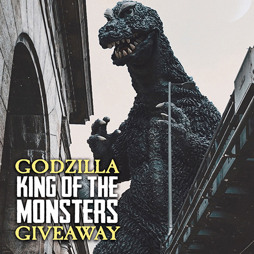 Godzilla: King of the Monsters Giveaway (Summit Kaiju & Famous Monsters)