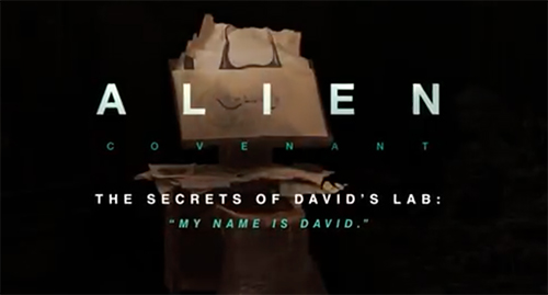 The Secrets of David's Lab -