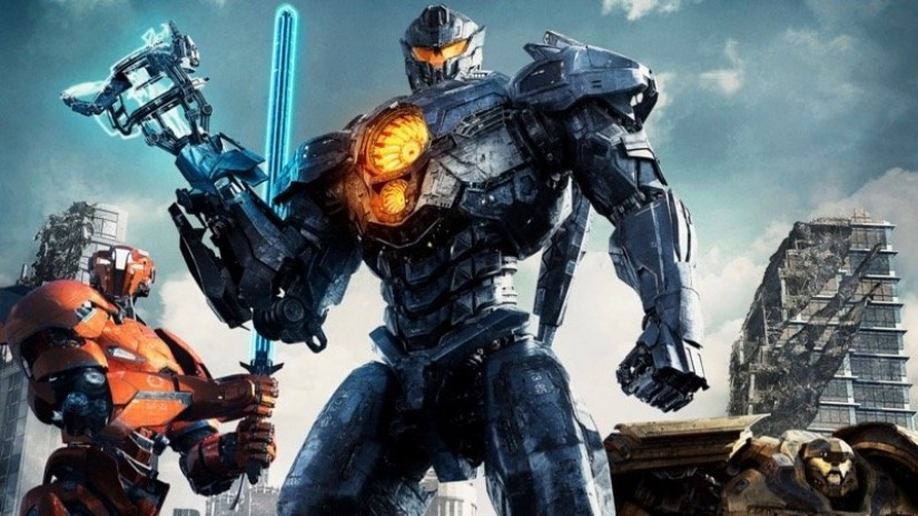 Pacific Rim Uprising gains in Jaeger-on-kaiju action, it loses in originality
