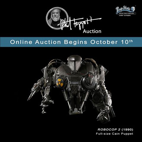 I found this amazing Auction....Phill Tippett Auction @ Propstore.com