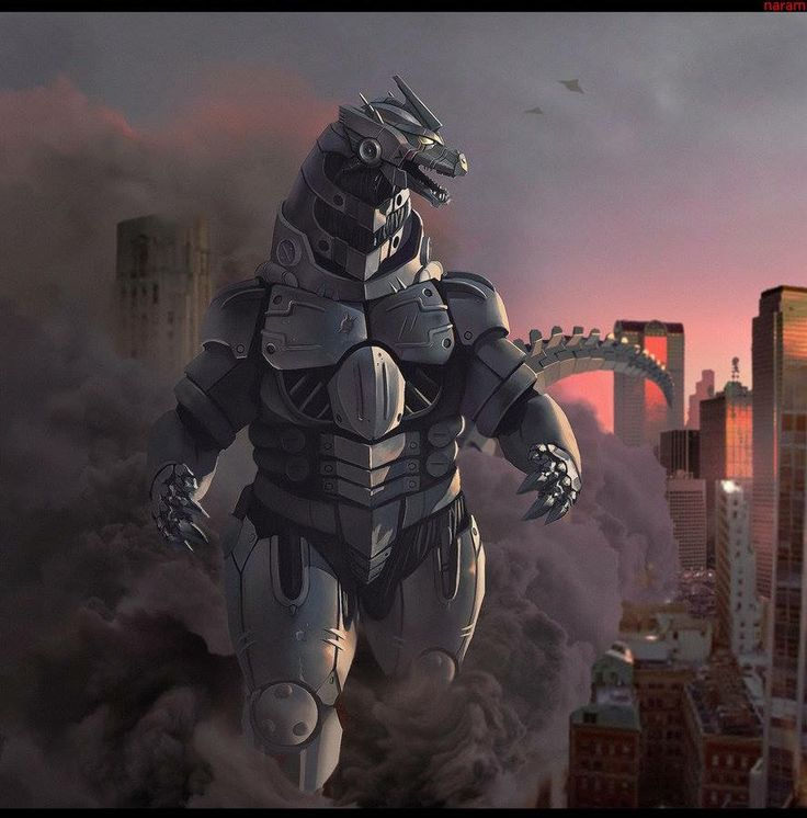 how to include mechagodzilla into the monsterverse