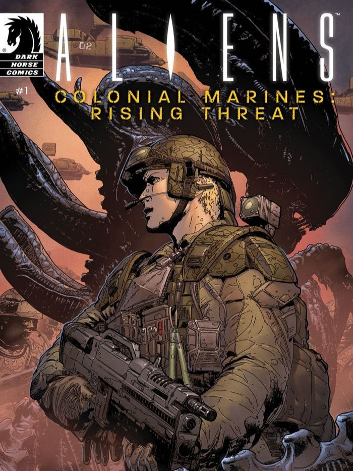 Dark Horse to release a new comics series focused on Colonial Marines :)