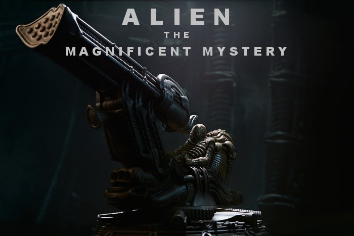 ALIEN: THE MAGNIFICENT MYSTERY