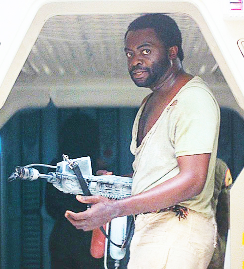 Alien: Chief Engineer Dennis Parker 2080-2122