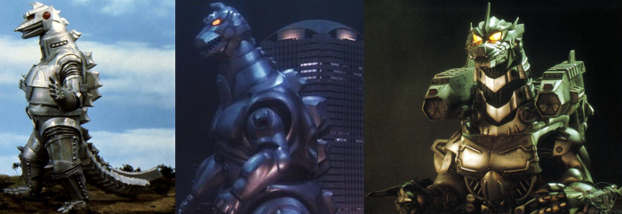 Mechagodzilla Is Impractical.