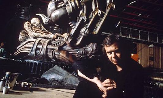 Trippy Behind The Scenes ALIEN Documentary With H.R Giger!