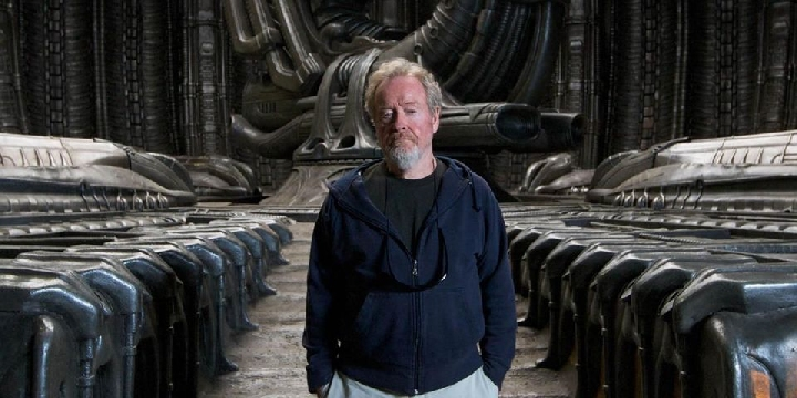 One Question to Ridley Scott what would you ask?