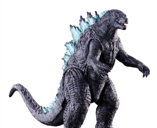 High-res pictures: Godzilla king of the monsters Bandai figures