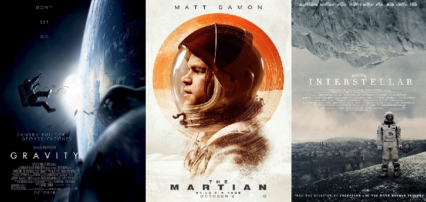 Which one will you pick as the edge of Sci-Fi experience?