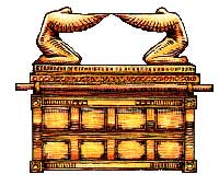 Ark of the covenant connection.POTENTIAL SPOILER