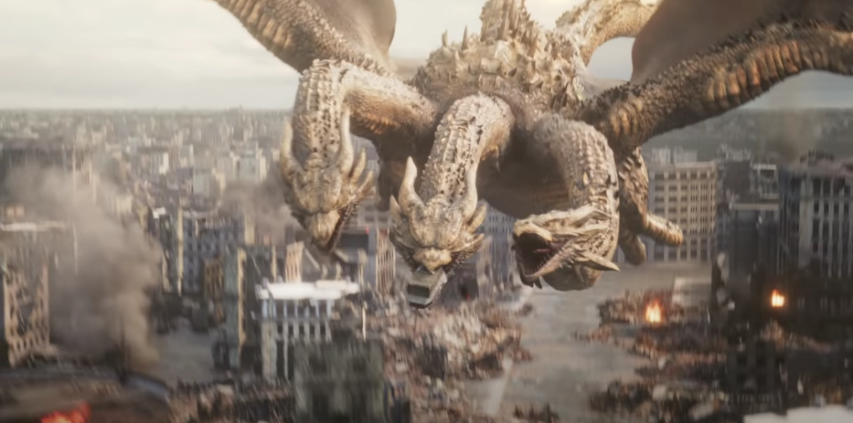 Trailer of that new Godzilla ride in Japan