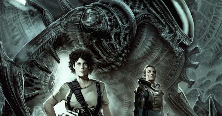New Alien Shooter Game Is Set in the Movie Universet