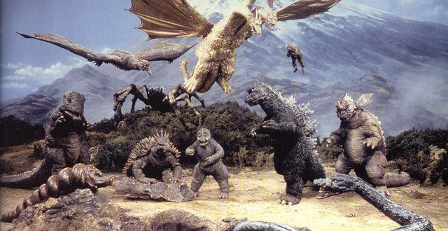 What monsters should get their own movie in the Toho Godzilla cinematic universe?