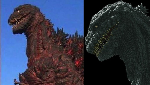 Is Shin-Gojira a resurrected fossil?