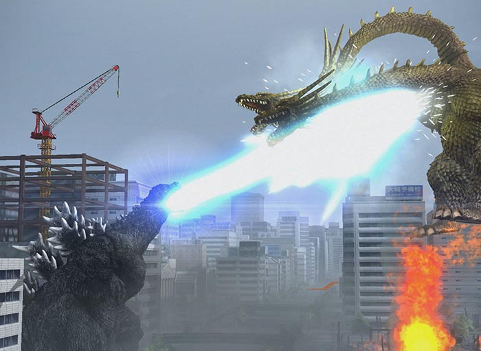 Your ideas for a Godzilla game concept (Announcement)