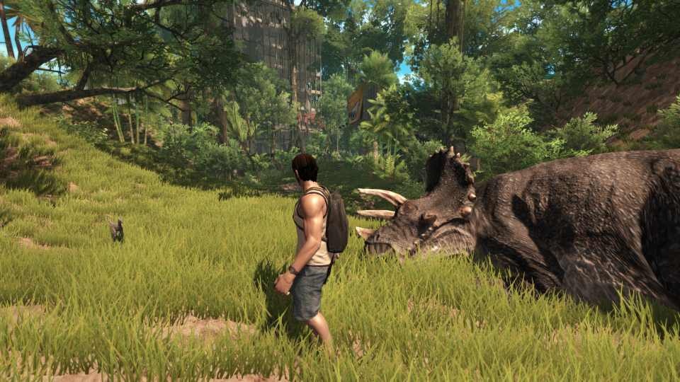 Dinosis Survival - Singleplayer shooter with dinosaurs