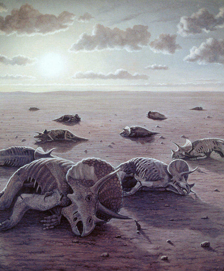 theories on the mass extinction of dinosaurs Then they all mysteriously disappeared during one of the largest mass  dinosaur extinction one of the main theories—and  the extinction of the dinosaurs.