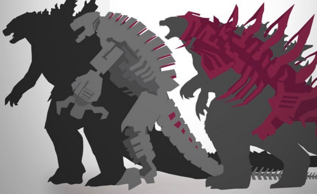 Godzilla vs. Kong (Huge spoiler) - What could be Mega Godzilla ?