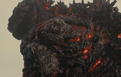 I'm Seeing Godzilla: Resurgence In Japan Next Week!!!!