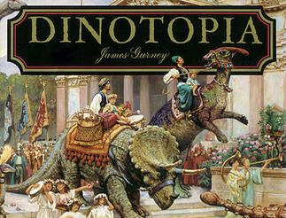 Did Anyone Else Have Dinotopia Books