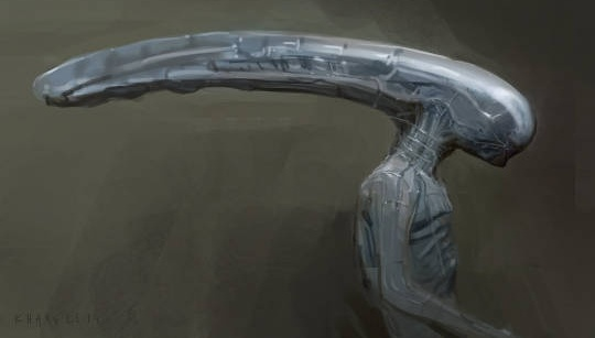 Ridley says Covenant is 100 years before Alien...