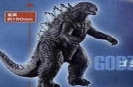 Godzilla king of the monsters bandai figures revealed?!?!?