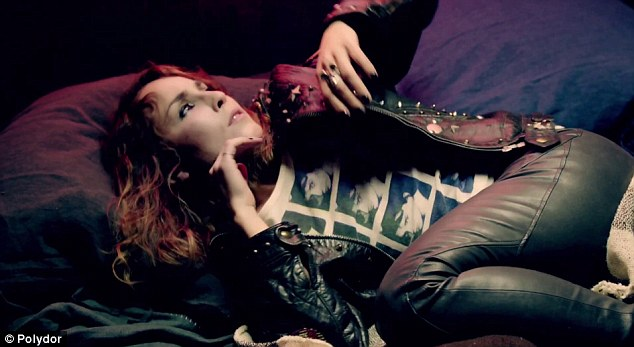 Noomi Rapace: Hot or Not?  See this music video