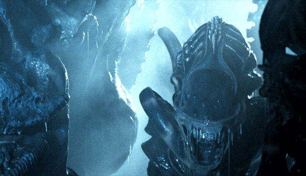 What if the LV-426 Xenomorphs from Aliens are a different strain of Alien and the Queen is a mutation?