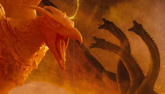 How Rodan vs King Ghidorah scene sets up
