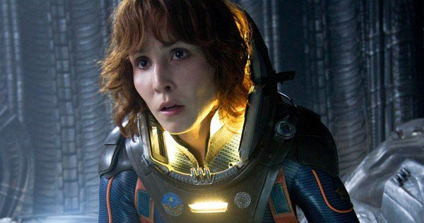 Rapace to Reprise her role in Alien Covenant