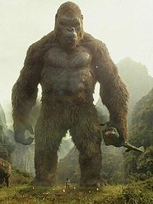 Kong should haved appear at Godzilla: King of the monsters