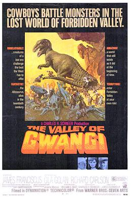ODMD: The Valley of Gwangi