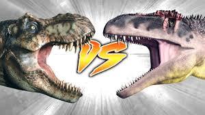 Tyrannosaurus Rex vs Tyrannotitan