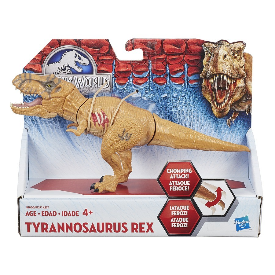 Thoughts on Jurassic World Toys?