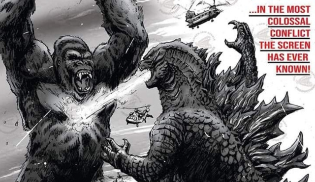 Godzilla vs. Kong 2020 supposed plot leak April 2019