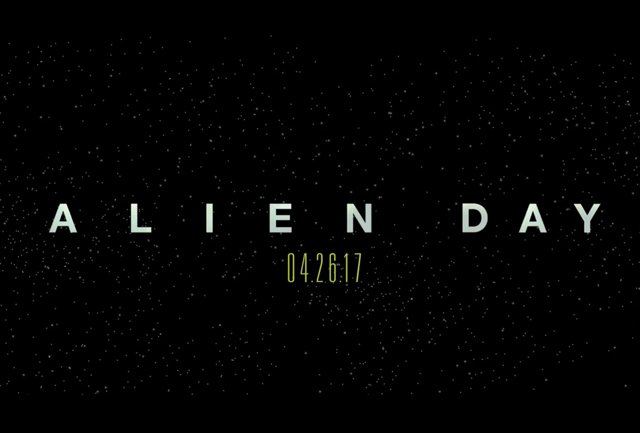 Happy Alien Day from the UK